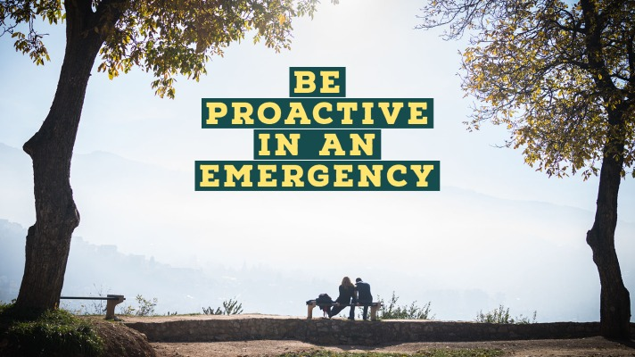 how to help in an emergency